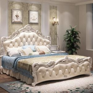 Wholesale bedroom set: Bedroom Furniture Set for Living Room European Style Elegant