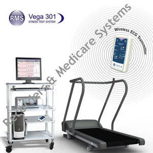 Wholesale ecg bluetooth: 12 Lead Stress Test System