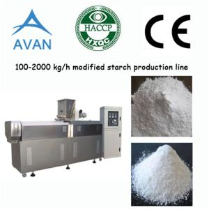 Wholesale modified starches: Modified Starch Machine Production Line