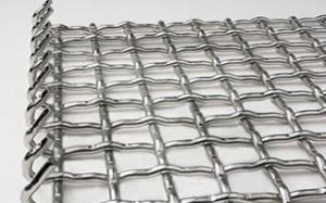 Wholesale food wrap paper: Crimped Wire Mesh