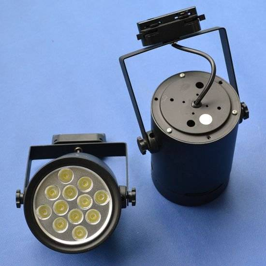Ceiling Spotlights: Sell led track spot light