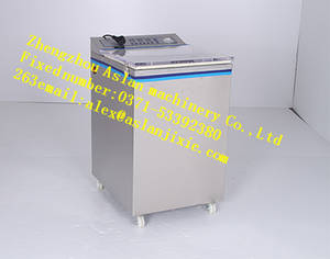 Wholesale Plastic Processing Machinery Parts: Automatic Vacuum Packaging Machine ZK-6 for Rice Grarins Tea Goods Fruits and Vegetables