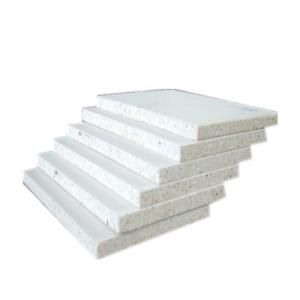 Wholesale snap frame: White Mgo Board for Fireproof Insulation EPS Sip Board