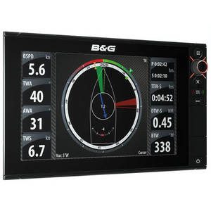 Wholesale chart plotter: B&G ZEUS2 12 Multi-Touch Nav System