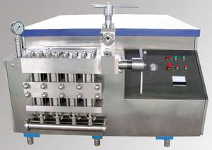Wholesale homogenizers: High pressure Homogenizer
