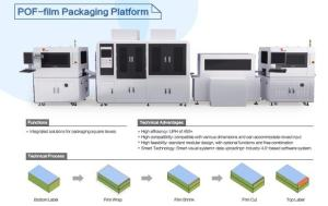 Wholesale Packaging Machinery: Frontier Film Angle-cutting Packaging Machine