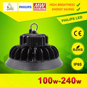 Wholesale Industrial Lighting: Patented High LUMENS150 Watt Industrial LED High Bay Light with 5 Years Warranty