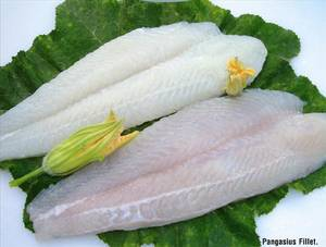 Wholesale Other Fish & Seafood: Pangasius Fillet and Shrimp