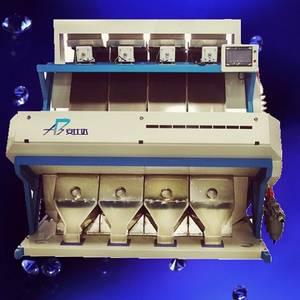 Wholesale rice flakes making machine: PET PE PP ABS Flakes Color Sorter Machine PET PE PP ABS Color Sorting Machine