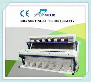 Wholesale plastic recycling machine: Recycled Plastic Color Sorter Machine Plastic Flakes Sorting Machine