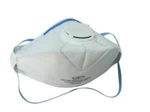 Wholesale ffp2: Disposable Fold Flat FFP2 Particulate Respirator Mask with Breathing Valve