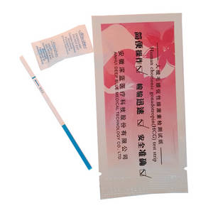 Wholesale Examination & Testing Instrument: Factory Price HCG Pregnancy Strip Test  Kit