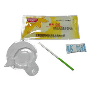 Wholesale test strips: LH Ovulation Test Strip with Good Price