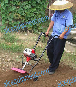 Wholesale power rotary tiller: 4.5HP Farm Machine Tiller/ Garden Machine Mini Tractor
