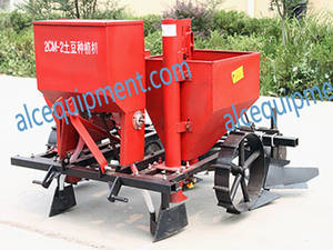 Wholesale tractor seeder: Potato Planter with Fertilizing, Potato Seeder Sweet Potato Planting Machiner