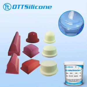 Wholesale platinum silicone: Platinum RTV Silicone Rubber for Printing Pad