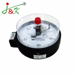 Wholesale point of sale equipment: 60mm High Quality Yxc Magnetic Assisted Electric Contact Pressure Gauge