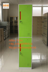 Wholesale dormitory bed: Clothes Cabinet L-B2