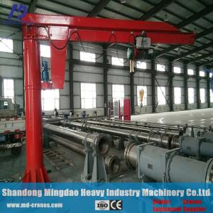 Wholesale crane switch: Complete in Specifications Mounted Slewing 1 Ton Jib Crane with 360 Rotation