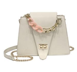 Wholesale shoulder bag: Metal Chain Strap Shoulder Bags
