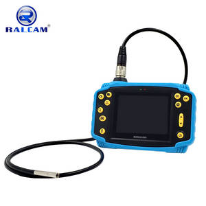 Wholesale video endoscope: Factory Supply 5.5mm Endoscope Auto Diagnostic Tool Video Borescope