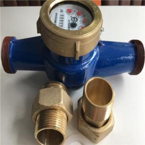 Wholesale water meter: Multi Jet Water Meter Class B WET Type Water Meter
