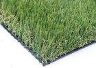 Kindergarten Outdoor Realistic Artificial Grass Attractive Color With Fire Resistance