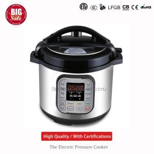 Wholesale pressure cooker: 6l Instant Cooking Pot 14-IN-1 Multi-use Electric Pressure Cooker