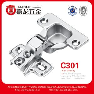 Wholesale steel cabinet: Steel Kitchen Concealed Cabinet Door Hinges