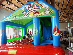 Wholesale inflatable outdoor toys: Hot Selling PVC Tarpaulin Inflatable Bouncer Castle