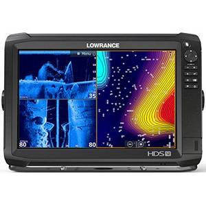 Wholesale bluetooth all-in-one: LOWRANCE HDS-12 Carbon StructureScan 3D (GPS)