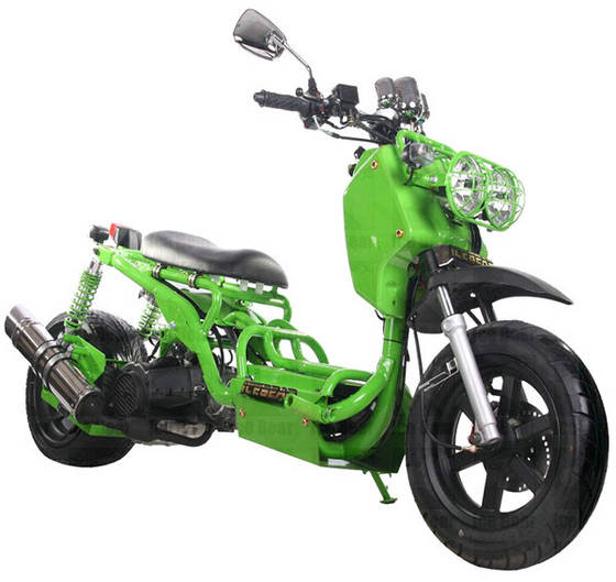 Sell MADDOG G4 SCOOTER 150CC ice bear OEM factory