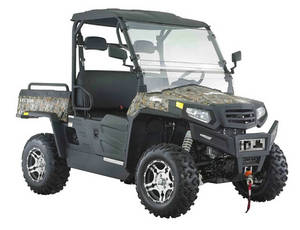 Wholesale ATV: Latest Design UTV 500 4X4WD EFI SOHC Quality Sales