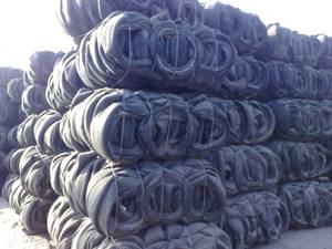 Wholesale Recycled Rubber: Scrap Tyres