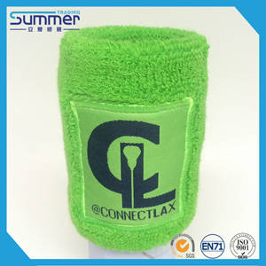 Wholesale Promotional Gifts: Wholesale Toweling Elastic Low Cost Woven Wristband