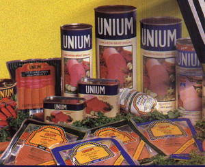 Wholesale luncheon: Canned Meat