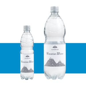 Wholesale Drinking Water: Bavarian Water 0.5L, 1L
