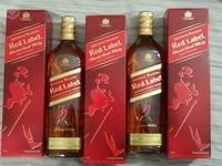 Sell Johnnie Walker Red, Black, Gold, Blue Labels Whisky