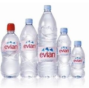Wholesale drinking water: Evian Mineral Water, Drinking Water, Mineral