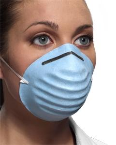 Wholesale mold: Crosstex Surgical Mask Molded
