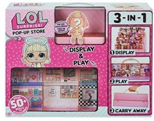 Wholesale display: L.O.L. Surprise! Pop-Up Store (Doll - Display Case)