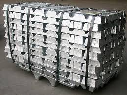 Wholesale aluminum ingot: Primary Grade Aluminum Ingots of 99.70% Purity