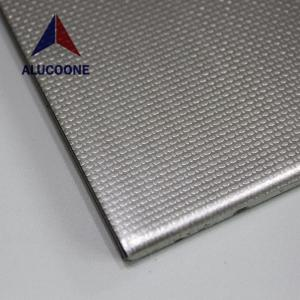 Wholesale stainless: ALUCOONE Embossed Mirror Hairline Brush Brushed Emboss Polished Stainless Steel Composite Panel