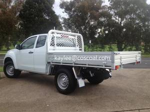 Wholesale Truck Body Parts: Mining 6N01-T5 Aluminum Truck Body Service Body Canopy Price