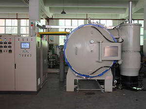 Wholesale vacuum quenching furnace: Vacuum Quenching Furnace