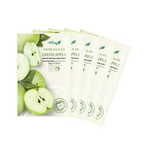 Wholesale Face Mask: ALWAYS21 Nature Refresh Green Apple Mask Sheet