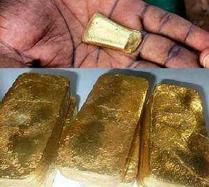 Wholesale Other Iron: 22 Carat Au Gold Bars and Nuggets