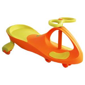 Wholesale Toy Cars: Fresh Plastic Classical Swing Car Children Cheap Baby Swing Car