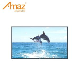 Wholesale tv wall mount: AL909 AL909 100 Inch Big Screen Smart LED TV with Tempered Glass
