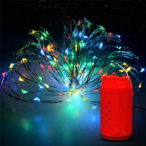Wholesale party light: LED Waterproof Salt Water String Light for Christmas Party Wedding Lamp Bulb